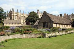 Christ Church College, Oxford Stock Image