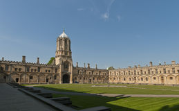 Christ Church College Oxford Royalty Free Stock Images