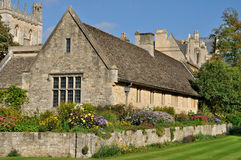 Christ Church College Oxford Royalty Free Stock Photos