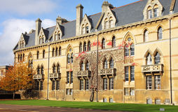 Christ Church College, Oxford Royalty Free Stock Photo