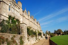 Christ Church College, Oxford Stock Photography