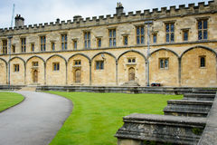 Christ Church College, Oxford Stock Images