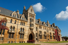 Christ Church college. Oxford, England Stock Images