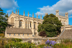 Christ Church College. Oxford, England Royalty Free Stock Photos