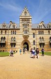 Christ Church College, Oxford. Stock Photos