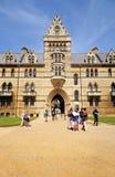 Christ Church College, Oxford. Stock Photos