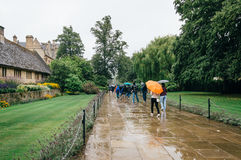 Christ Church College in Oxford Stock Images
