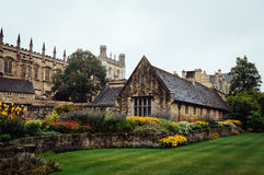 Christ Church College in Oxford Royalty Free Stock Photography