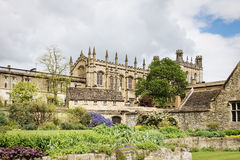 Christ Church College, Oxford, Oxfordshire UK Stock Images
