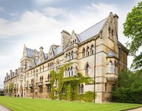 Christ Church College, Oxford, Oxfordshire UK Stock Photography