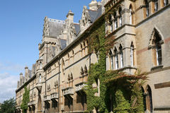 Christ Church College, Oxford University Royalty Free Stock Image