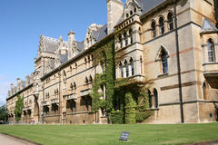 Christ Church College, Oxford University Stock Photos