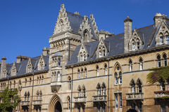 Christ Church College at Oxford University Stock Photos