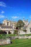 Christ Church College Oxford University Royalty Free Stock Photo