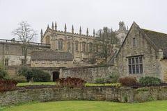 Christ Church College Oxford University Royalty Free Stock Photos