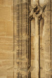 Christ Church College Wall Oxford England Royalty Free Stock Photo