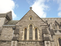 Christ Church Dublin Stock Photo