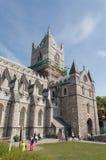 Christ Church of Dublin Stock Image