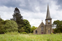 Christ Church Helme Royalty Free Stock Photography