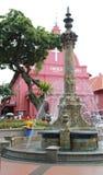 Christ church. In Malacca, Malaysia Stock Image