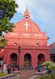 Christ Church in Malacca Stock Photography