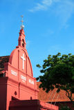 Christ Church Melaka Stock Photography