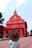 Christ Church in Melaka Stock Photos