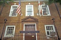 Christ Church Memorial Parish House in Old Town Alexandria, Alexandria, Washington, DC Stock Photography