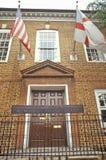 Christ Church Memorial Parish House in Old Town Alexandria, Alexandria, Washington, DC Royalty Free Stock Photos