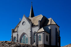 Christ Church in Namibia Stock Photography