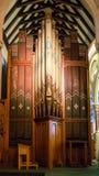 Christ Church - Organs Stock Image
