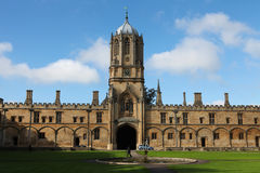 Christ Church, Oxford Stock Image