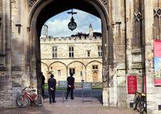 Christ Church, Oxford Stock Photo