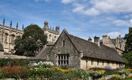 Christ Church Oxford. UK stock photo