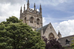 Christ Church Oxford University England Stock Image