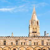 Christ Church Oxford University Stock Photography