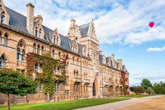 Christ Church Oxford University Royalty Free Stock Images