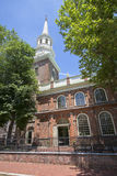 Christ Church in Philadelphia Stock Image