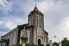 Christ Church, Port Antonio, Jamaica Royalty Free Stock Image