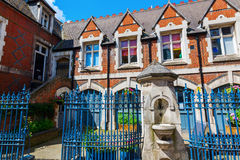 Christ Church Primary School in London, UK Royalty Free Stock Photography