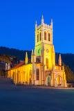 Christ Church, Shimla Stock Photography