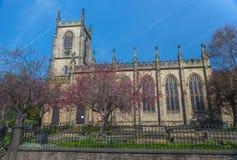 Christ Church, Sowerby Bridge, Calderdale Royalty Free Stock Images
