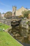 Christ Church, Sowerby Bridge, Calderdale Stock Photos