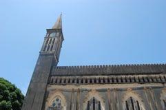 Christ Church in Stone Town, Zanzibar Royalty Free Stock Image