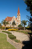 Christ church, Windhoek Stock Photos