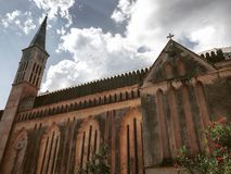 Christ Church Zanzibar Stock Image