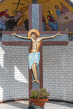 Christ on the Cross Stock Photos
