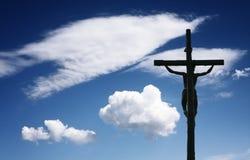 christ crucifixion jesus Royaltyfria Bilder