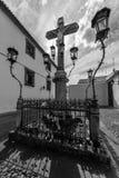 Christ de los Faroles, Cordova. Andalusia. Spain Stock Photos
