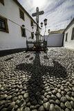 Christ de los Faroles, Cordova. Andalusia. Spain Stock Photo